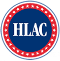 an image of the HCLA logo