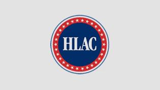 an image of the HLAC logo