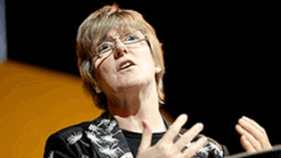 an image of Dame Sally Davies, the chief medical officer of England