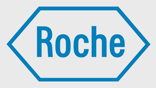 an image of the Roche logo