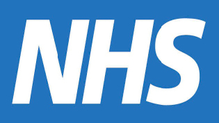 an image of the NHS logo