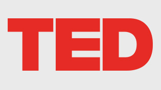 an image of the TED logo