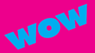 an image of the word 'wow'