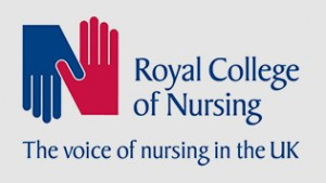 an image of the Royal College of Nursing logo