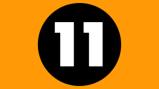 an image of the number eleven