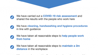 Staying Safe during Covid-19 - Grosvenor Contracts